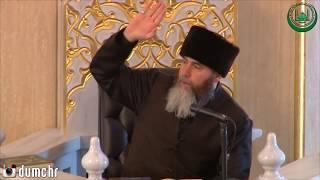 """Пятничная проповедь Салаха Межиева в мечети """"Сердце Чечни"""" (28,09,18)"""