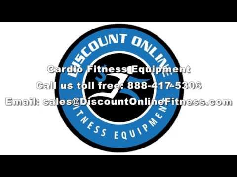 Cardio Fitness Equipment For Sale - Discount Online Fitness