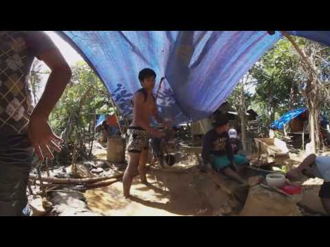 Underwater Mining in the Philippines in 360