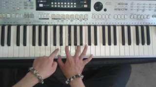 Hướng dẫn đệm hát organ gõ cửa trái tim