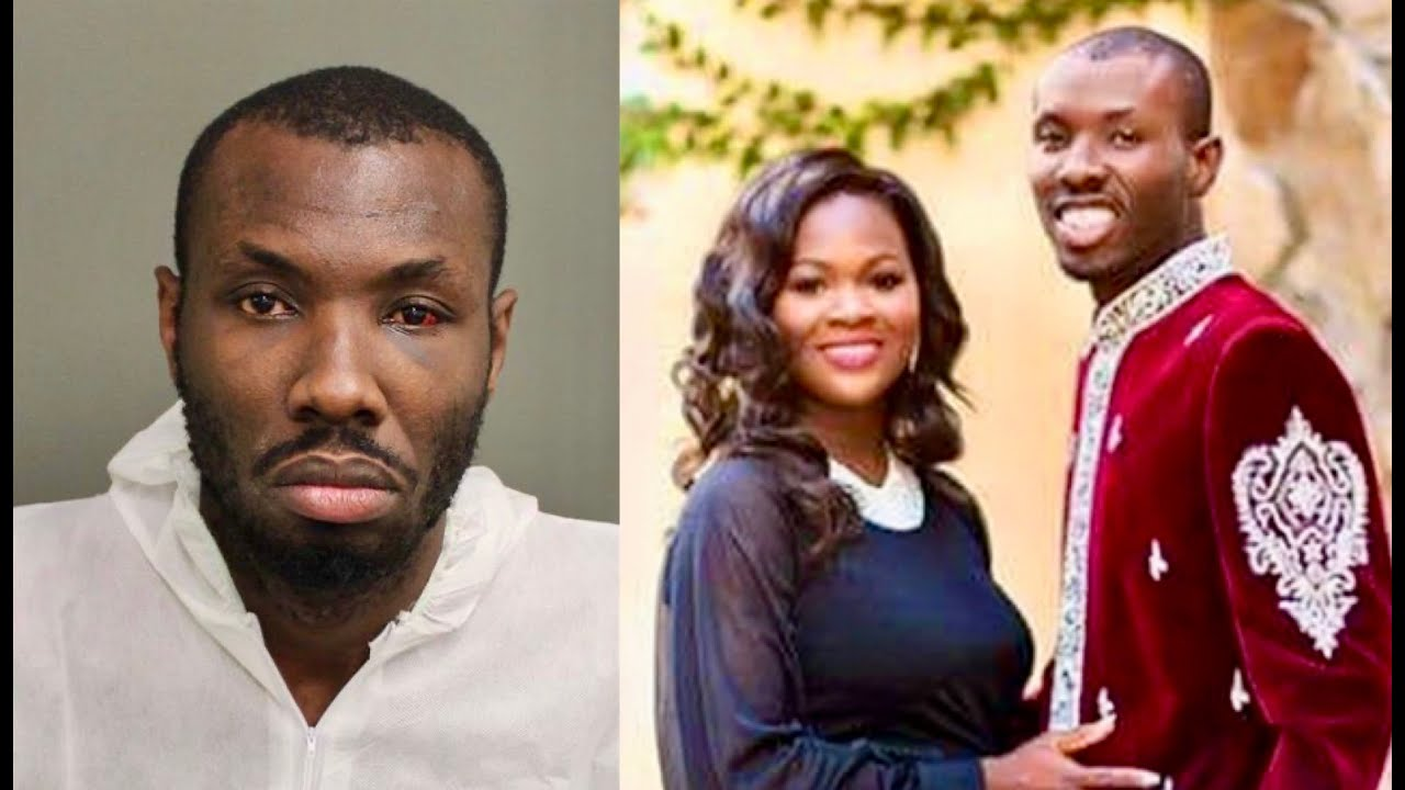 Orlando Pastor Arrested For Killing Wife - Sylvester Ofori