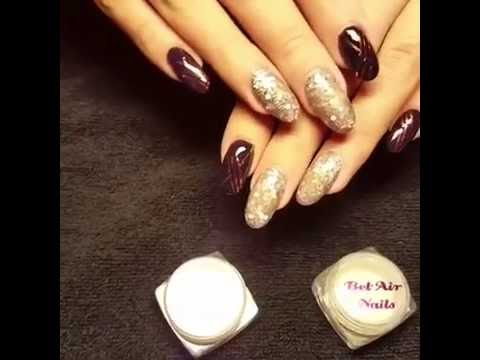 Bel-Air Nails Glow in the Dark Acrylics.