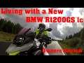 Living with a BMW R1200GS 3 months in depth owners review