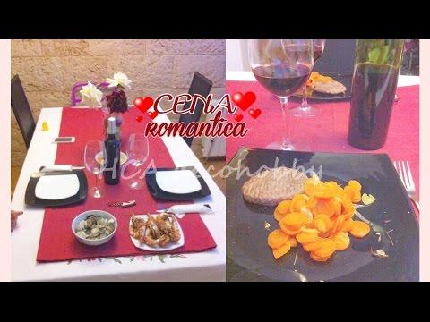 Como preparar una cena romantica san valentin - Cena romantica a casa ...