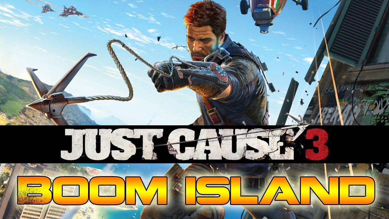 Boom Island Just Cause