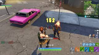1vs1 contre un gros rageux fortnite Battle royale ! Il veut me HACK !