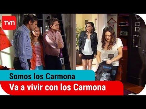 Somos Los Carmona Ep. 96: Rocío se va a vivir con Los Carmona