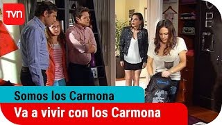 Rocío se va a vivir con los Carmona | Somos los Carmona - T1E96 thumbnail