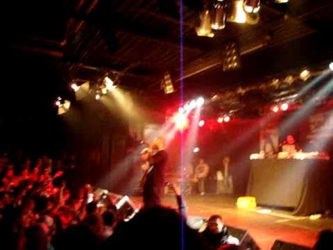 Busta Rhymes i love my chick live  12.12.10 Munich