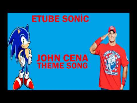 John Cena Theme Song - My Time İs Now