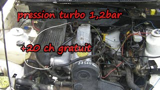 comment gagnée  de la puissance gratuit  (augmenté pression turbo et débit  pompe injection lucas )