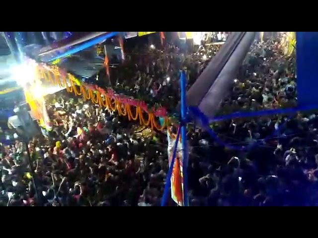 Badi Durga Maa Visarjan Aarti Munger 2018