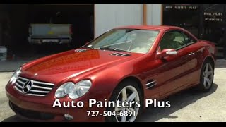 Largo Body Shop repair, collision, paint, frame repair, body work, car accident insurance claims
