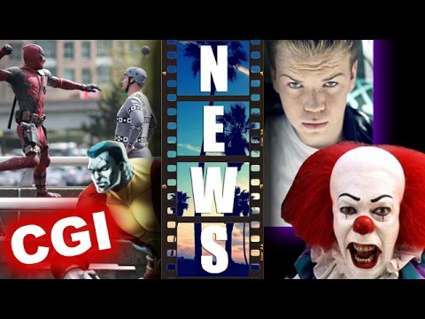Deadpool 2016 to feature CGI Colossus, Will Poulter is Pennywise - Beyond The Trailer