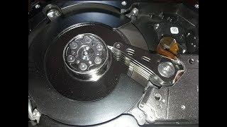Убитая информация на жестком диске
