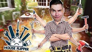 DOM PO STUDENTACH! House Flipper #4