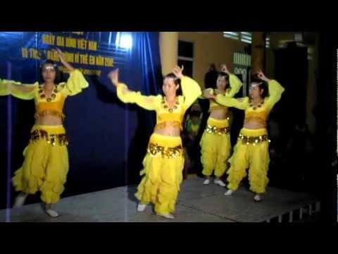 Mùa Hè Của Em (Tổ Kiến + H2i) Live show múa Alibaba của vũ đoàn H2i ^_^
