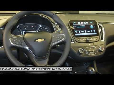 2018 Chevrolet Malibu Crystal Lake IL 15281. Martin Chevrolet