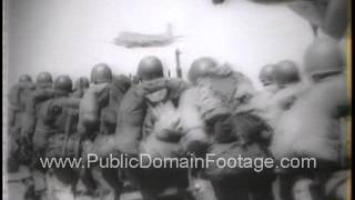 Middle East Crisis 1958 West moves Troops and Calls on United Nations to Act