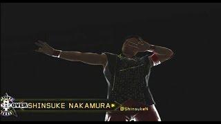 WWE 2K17 - SHINSUKE NAKAMURA ENTRANCE XBOX 360/PS3
