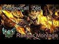 ShadowFall Zed - A Rengar Montage