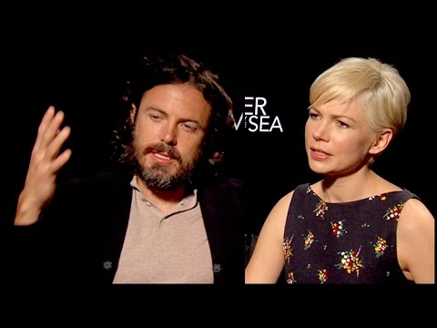 """Talking grief and depression with Casey Affleck and Michelle Williams for """"Manchester By The Sea"""""""