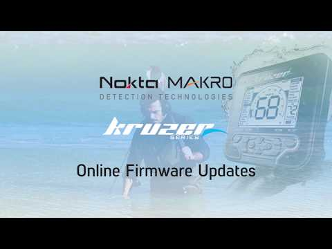 Makro Kruzer Software Update Guide | MD-Hunter Blog