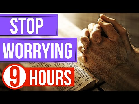 Bible Verses For Sleep (Overcome Worry Scriptures)