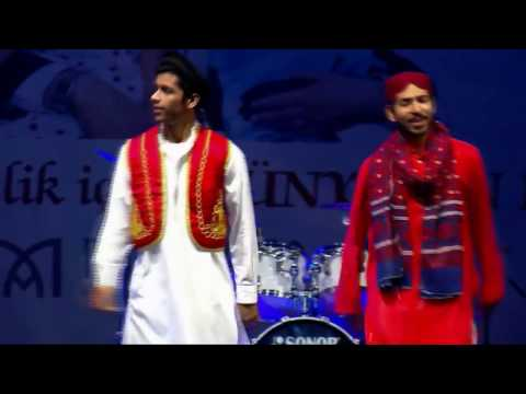 PAKISTANI CULTURAL DANCE PERFORMANCE (In Turkey)