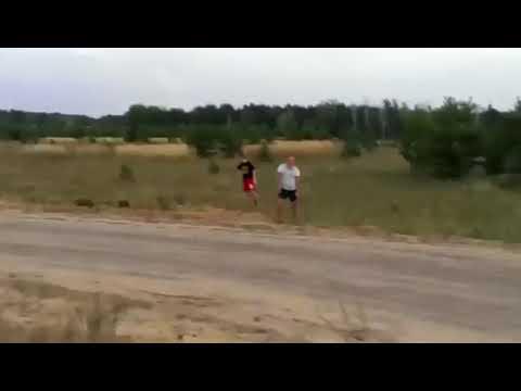 Стрелка/толпа на толпу/ драка 2018