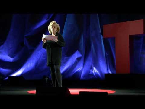 The language of delusion: Vita Matiss at TEDxRiga 2013