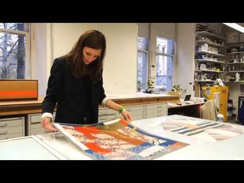LeRoy Neiman Center Provides Hands-on Printmaking Expertise