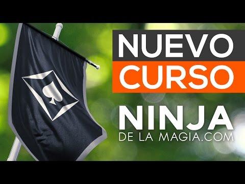 Nuevo super CURSO de MENTALISMO - Ninja de la Magia 6 - Diciembre !!!