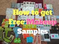 How To Get Free Makeup Samples Free Beauty Samples! Some websites I use