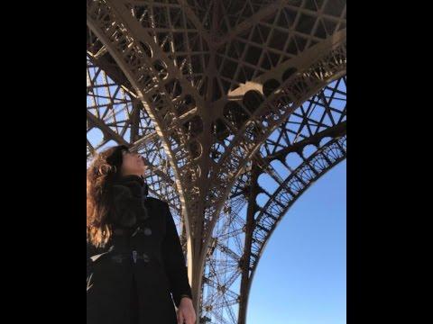 SPONTANEOUS DAY TRIP TO PARIS!