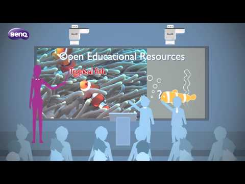 BenQ Education Projector - Interactive Solutions to Maximize Classroom Learning