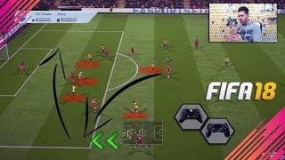 THE BEST TRICK YOU WILL LEARN THIS YEAR - MUST WATCH - FIFA 18 ATTACKING TUTORIAL