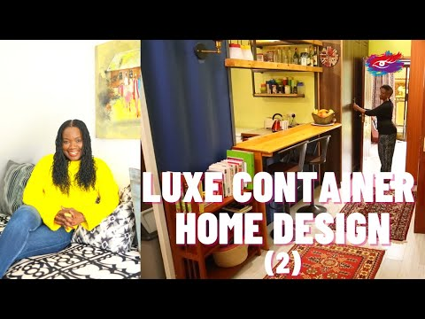 Seson 2, Episode 11: Container Home Tour – Part Two