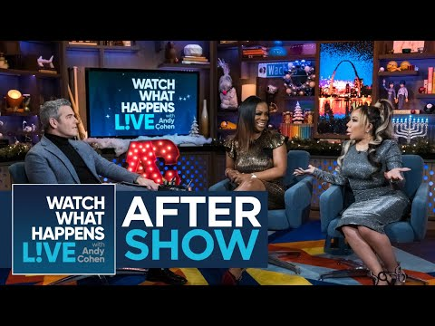 """After Show: Have Kandi Burruss And Tameka """"Tiny"""" Harris Ever Hooked Up? 