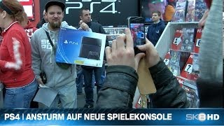 PS4 | ANSTURM AUF PLAYSTATION