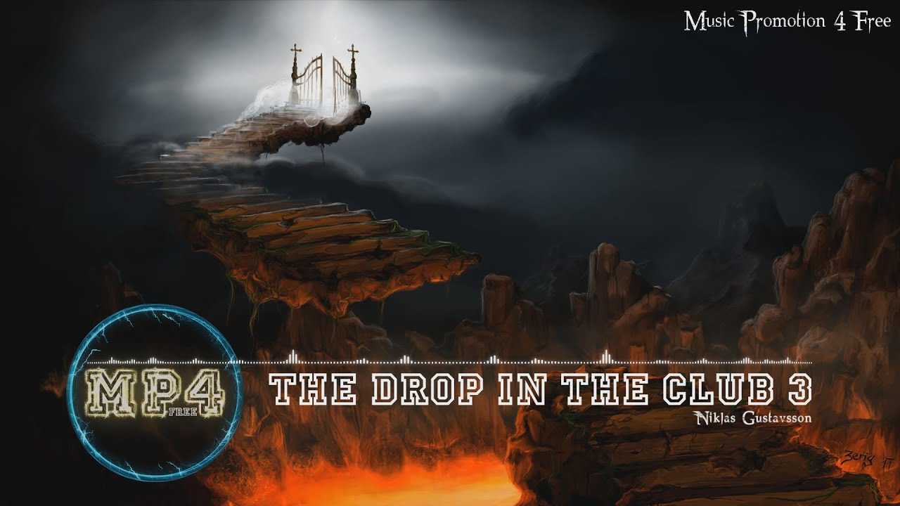 The Drop In The Club 3 by Niklas Gustavsson - [Build Music]