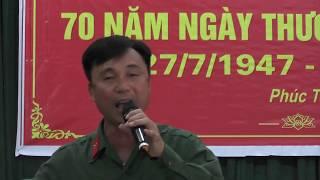 Ca sĩ Quang Thao. Màu Hoa Đỏ. ST Thuận Yến
