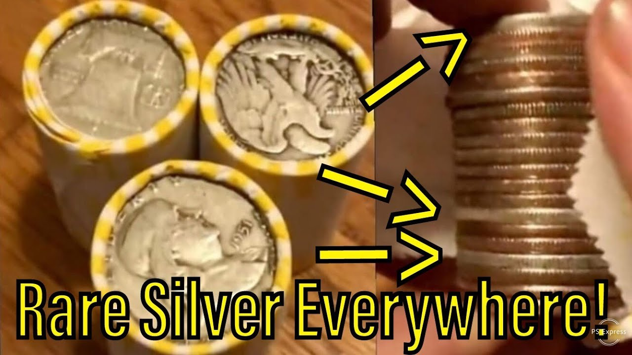 We Found Rare Silver Coins Everywhere! 6