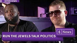 Run the Jewels interview (2017): Donald Trump