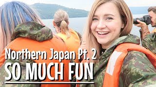 4 Day Trip through Northern Japan | Part Two
