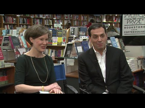 Ann Patchett and Daniel Pink talk what makes a great book