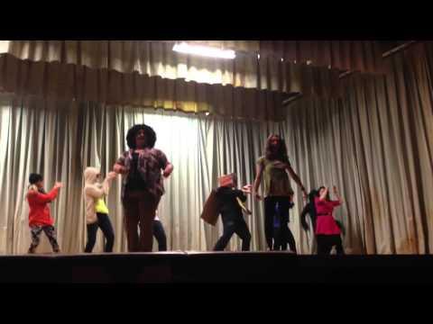 Mancelona Middle School Staff Mock Rock 2015