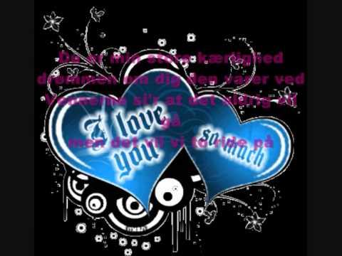 Anden - du er min store kærlighed lyric