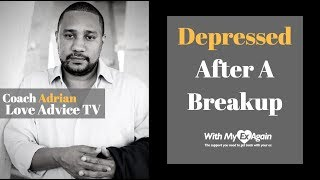 depressed after a breakup myths and realities of post breakup depression