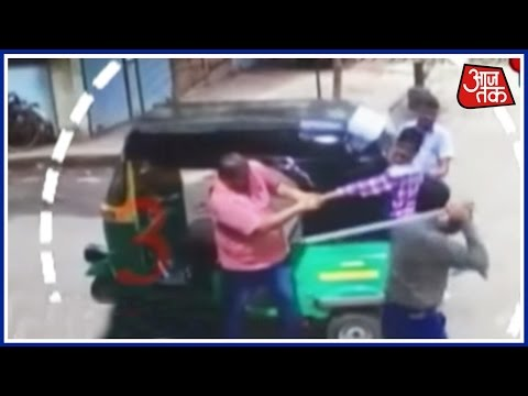 Video Of Barbarism Of Surat Police Surfaces